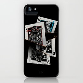Vader's Redemtion iPhone Case
