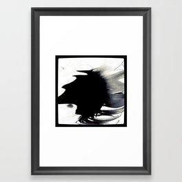 FLOWER 015 Framed Art Print