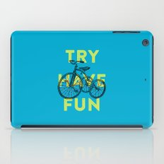 Try have fun iPad Case