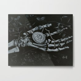 Out of Time Metal Print
