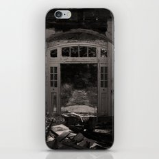 When it goes up... Must come down iPhone & iPod Skin
