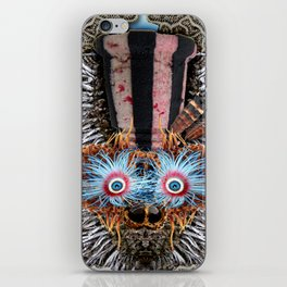 Antipodean Flotsam iPhone Skin