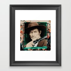 Angel Eyes Framed Art Print