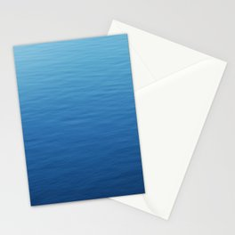 Where did all the waves go? Stationery Cards