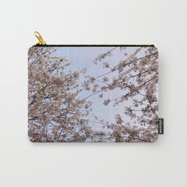 Spring Time Flowers Pt.2 Carry-All Pouch