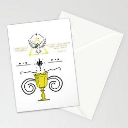 - Psalm 91:2 Stationery Cards