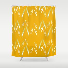 May there be Lily of the Valley Shower Curtain