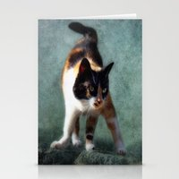 street fighter Stationery Cards featuring street fighter by lucyliu