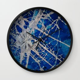 Mission Alibi Wall Clock