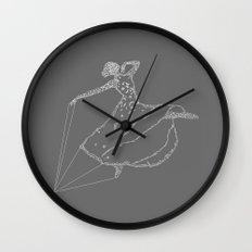 Dancer 2 Wall Clock