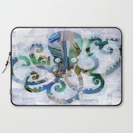For the love of Octopus Laptop Sleeve