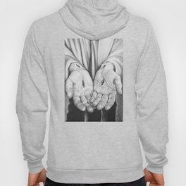 Jesus Hands Hoody