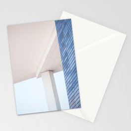 Achitecture compositons Stationery Cards