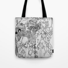 Draw! Tote Bag