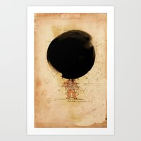 The Wee Obliteration of The N-Gon Art Print
