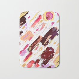 """Candy Store"" Painting Bath Mat"