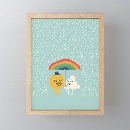 A True Dandy Gentleman Framed Mini Art Print