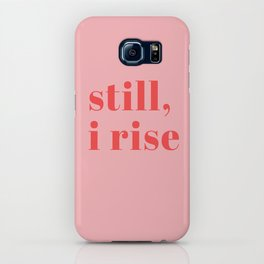 still I rise XIV iPhone Case