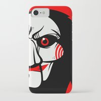 butcher billy iPhone & iPod Cases featuring Billy by Artistic Dyslexia