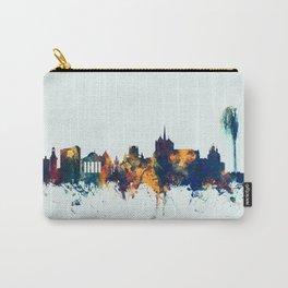 Geneva Switzerland Skyline Carry-All Pouch