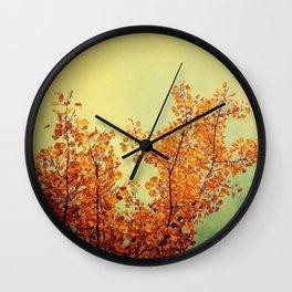 Journeys Wall Clock