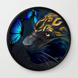 Beautiful Beast Wall Clock