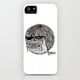Hair Ball iPhone Case