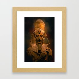 Akhenaten Framed Art Print