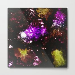 Galaxy II Metal Print