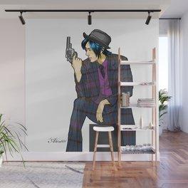 801 YAKUZA Wall Mural