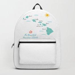The Hawaiian Islands Backpack