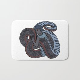 Sharp-tailed Snake-Boy Bath Mat