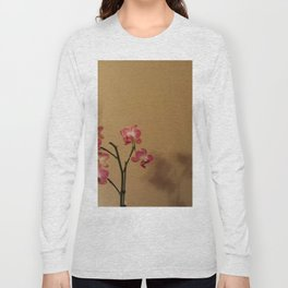 Orchids and Shadows Long Sleeve T-shirt