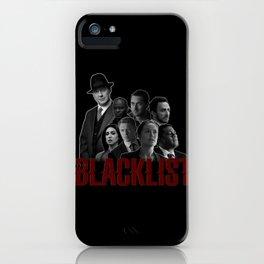 The Blacklist iPhone Case