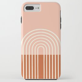 Terracota Pastel iPhone Case