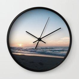 Sunrise at Culburra Wall Clock