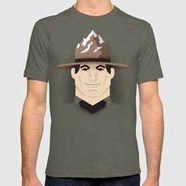 Mountie T-shirt