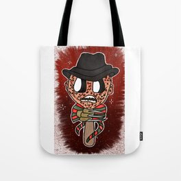 1, 2, Freddy's Coming for you Tote Bag