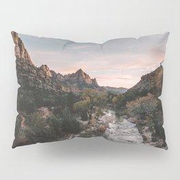 Zion Sunset Pillow Sham