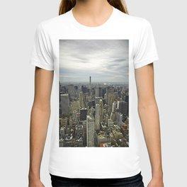 Upper Manhattan T-shirt