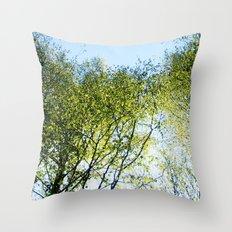 Day Dream Throw Pillow