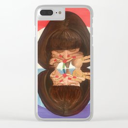 MIA Clear iPhone Case