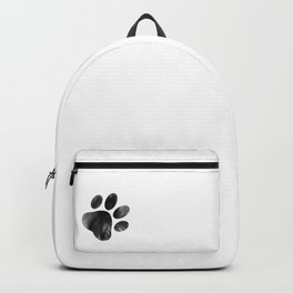 Cat's footprint Backpack
