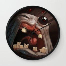 Monstro 2015 Wall Clock