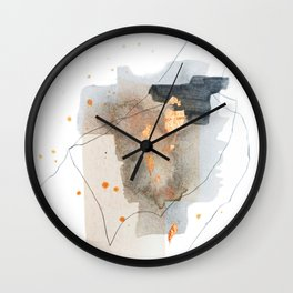Pieces of Cheer 2 Wall Clock