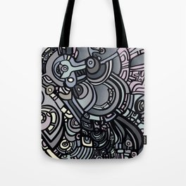 ROBOTS OF THE WORLD Tote Bag