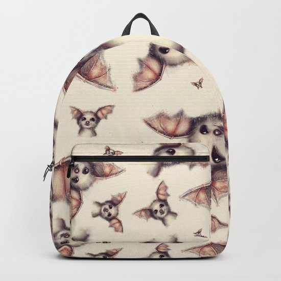 What the Fox - Pattern Backpack