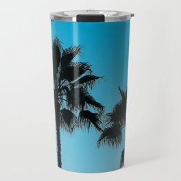 Palms in Los Angeles Travel Mug