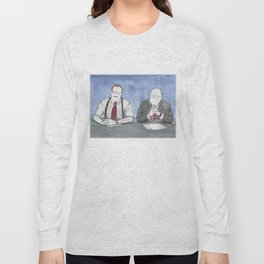 "Office Space - ""The Bobs"" Long Sleeve T-shirt"