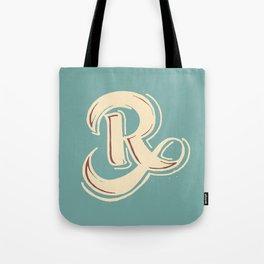 R Tote Bag